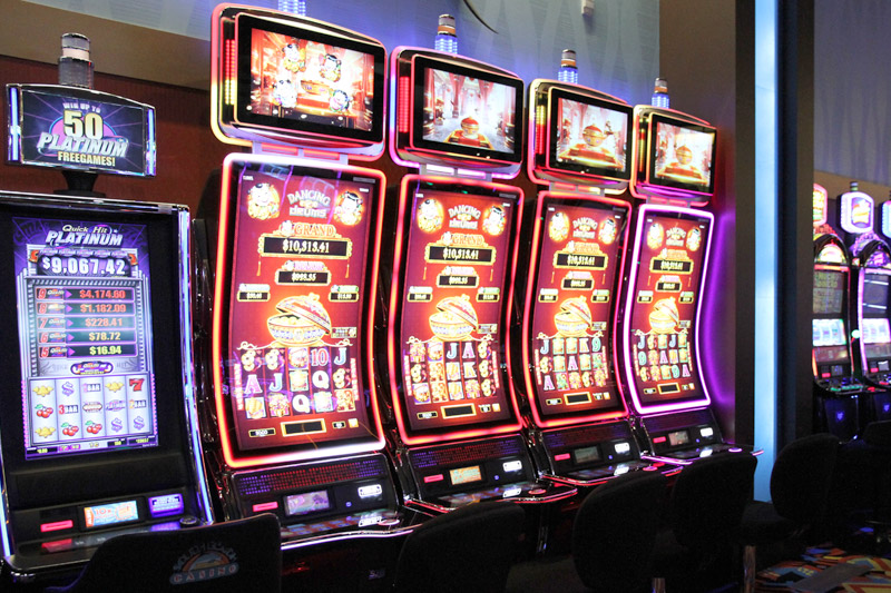 favorite slot games in online casino